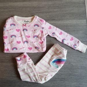 EUC pajama set